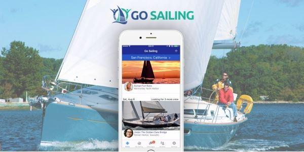 "American Sailing Association's ""Go Sailing"" Social Media Application"
